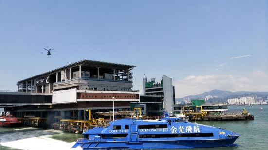 直升機服務(香港)的香港私人遊