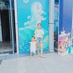 친다오즈옌 관람차 여행 사진