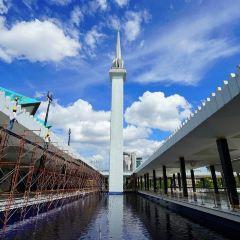 국립 모스크 여행 사진