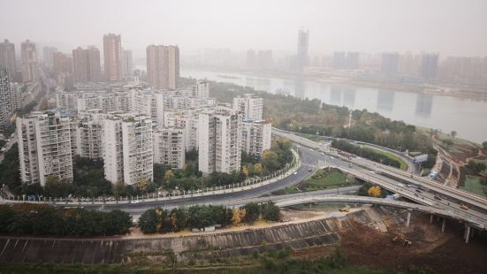 Nanchong Binjiang Scenic Area