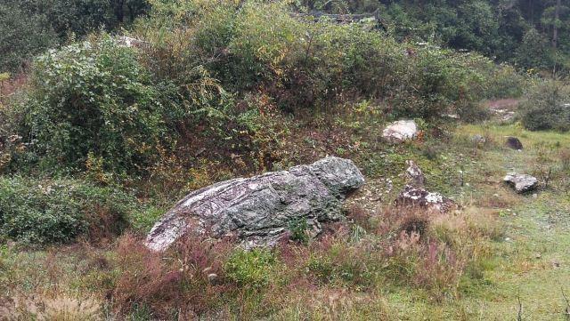 Dingwu (Rooftop) Ridge