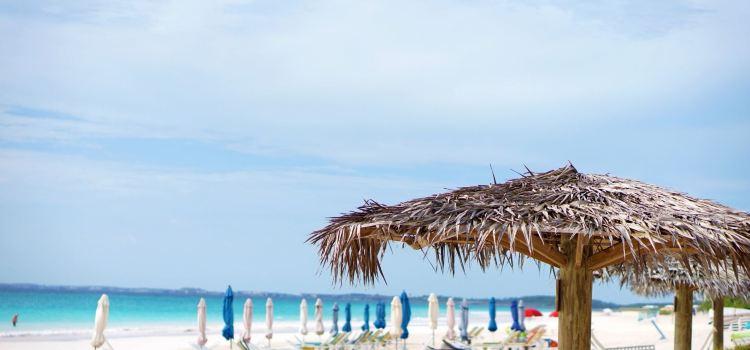 Junkanoo beach1