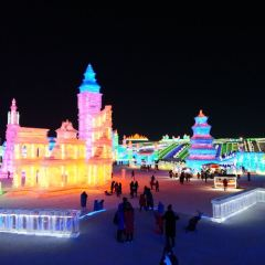 Harbin Ice and Snow World Indoor Ice and Snow Theme Park User Photo
