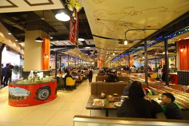 """捷克火車""""開到""""廣州,""""火車控""""快來這家餐廳打卡!"""