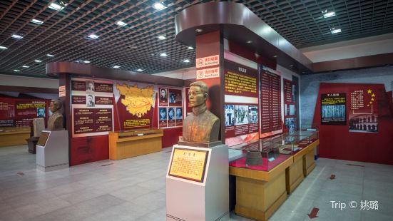 Zhonggongwuzhoudiwei、guangxitewei Site