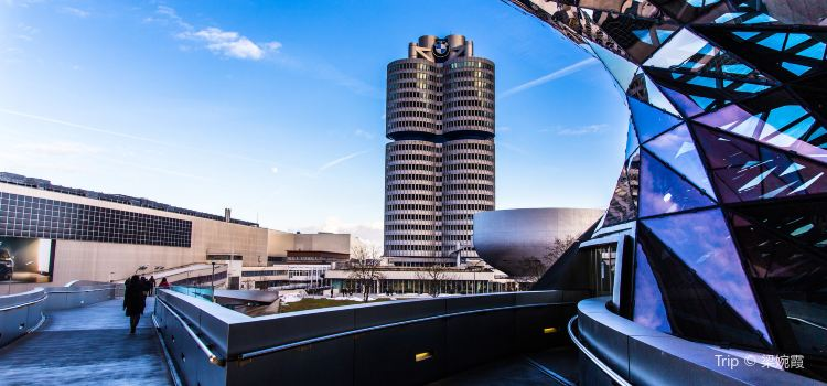 BMW World1