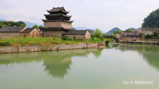 上甘棠村古建築群