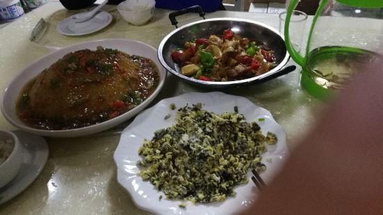 萬佛湖土菜館