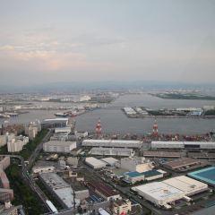 오사카부 사키시마청사 여행 사진