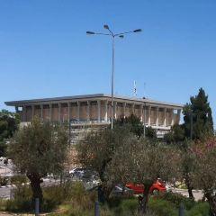 이스라엘 국회의사당 여행 사진