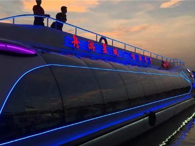 龍驤瀏陽河遊船