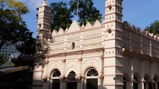 Nagore Dargah Indian Muslim Heritage Centre