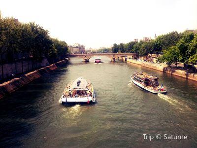 巴黎之星塞納河遊輪