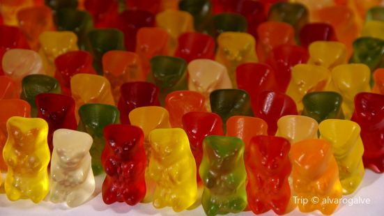 Haribo Candy Museum