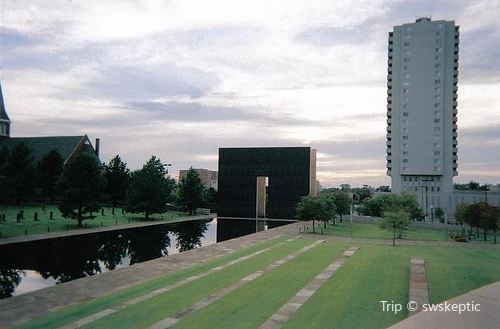 Oklahoma City National Memorial & Museum3