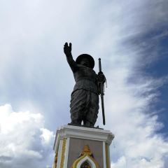 King Anouvong Statue User Photo