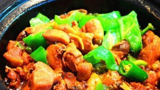 溢品香黃燜雞米飯(北關店)