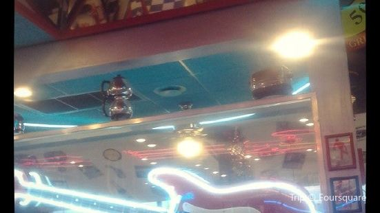 Spangles Restaurant