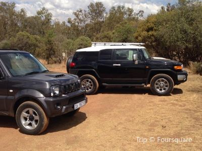 Hennops Offroad Trail