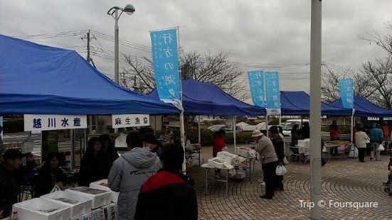 Road Station Tamatsukuri