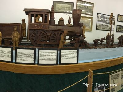 Hinton Railroad Museum
