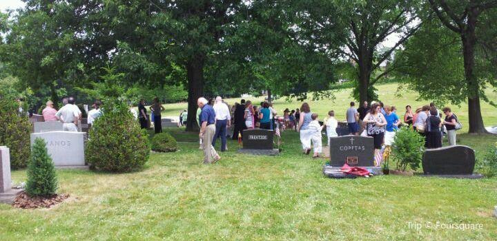 Homewood Cemetery1