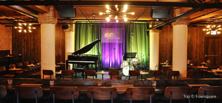 Winter's Jazz Club2