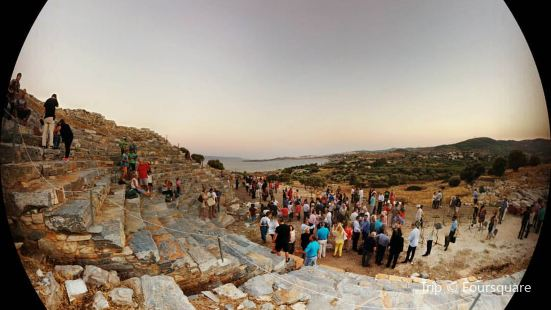 Ancient Theater of Thorikos