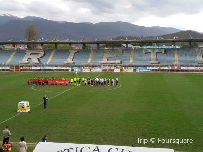 Stadio Centro d'Italia - Manlio Scopigno