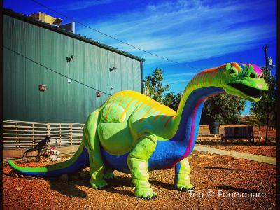 Great Plains Dinosaur Museum
