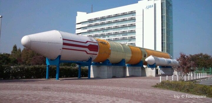 日本宇宙航空研究開發機構築波航太中心3