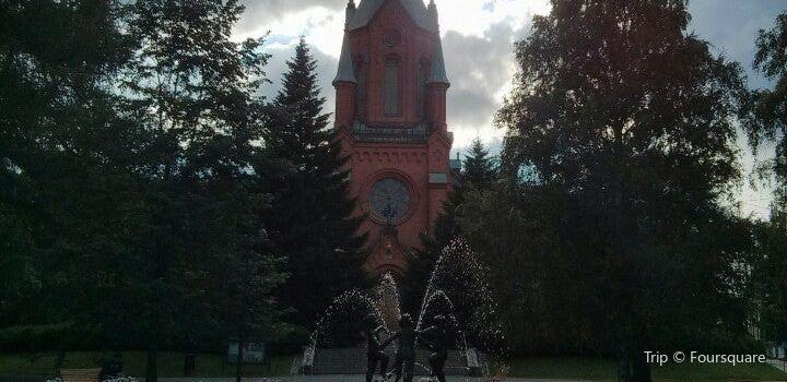 Hämeenpuisto Park1
