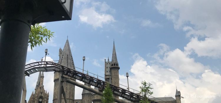 Flight of the Hippogriff