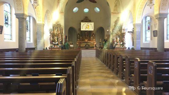St Peter's English Church