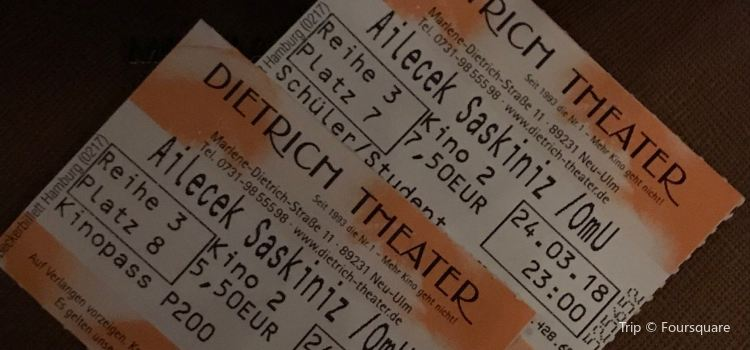 Dietrich Theater Neu-Ulm