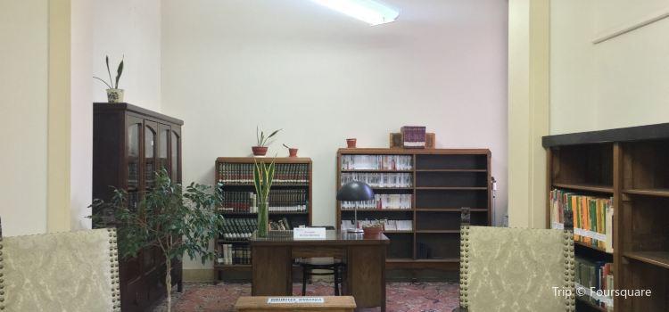 Biblioteca Popular Bernardino Rivadavia1