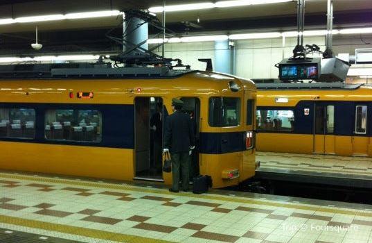 오사카우에혼마치 역2