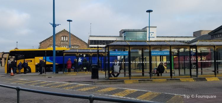Inverness, Bus Station (Stance 2)2