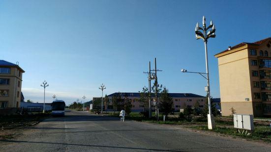 싱안 국경