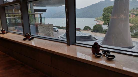 杭州千島湖皇冠假日酒店中餐廳
