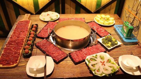 犇犇牛養生鮮切牛肉火鍋(勝利路店)