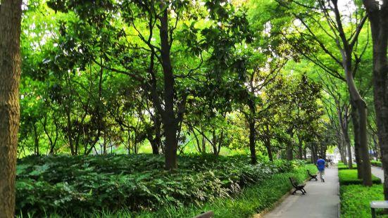 Yanchun Park (West Gate)