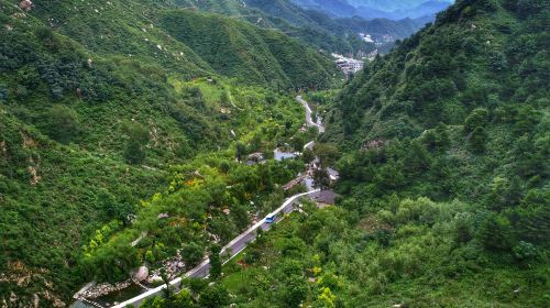 Manshanhua Valley Scenic Area