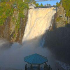 蒙特倫西瀑布用戶圖片