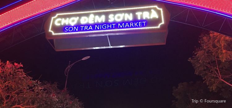 Son Tra Night Market3