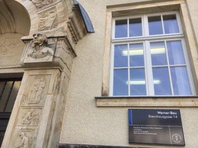 Geowissenschaftliche Sammlungen der TU Bergakademie Freiberg