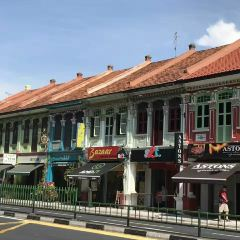 Telok Ayer Street User Photo