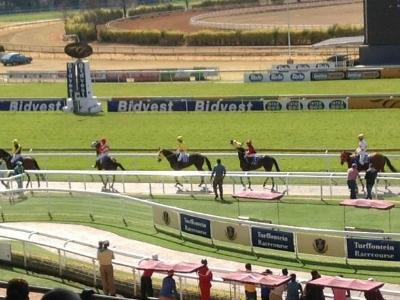 Turffontein Race Course