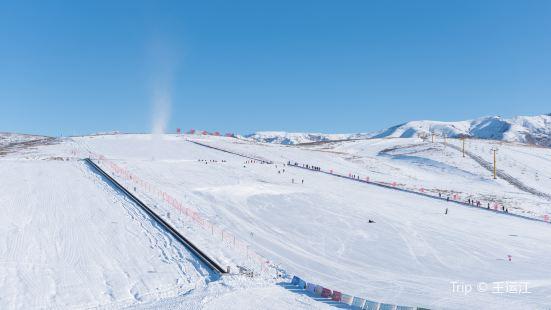 也迷裡滑雪場