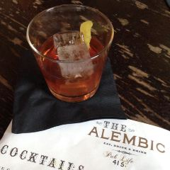 The Alembic User Photo